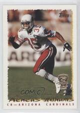 1995 Topps Carolina Panthers Special Inaugural Season #365 Aeneas Williams Card