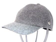 Cappelli da uomo grigie in misto lana  52ff2d4edd15
