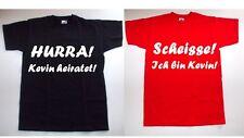 JGA T-Shirt - Hurra... ...heiratet.