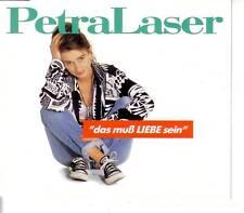 PETRA LASER Das Muss Libe Sein w/ MIX & UNRELEASE CD