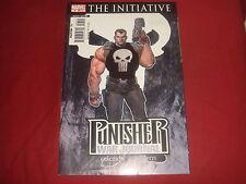 PUNISHER WAR JOURNAL #7 The Initiative Marvel Comics 2007