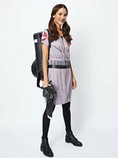 Adult Mens Boy Girl Ghostbusters Halloween Costume Ladies 8-22 S/M L/XL 5-12