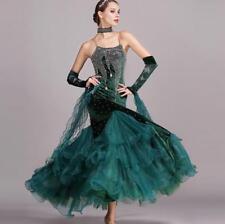 2018 NEW Ladies Girls Latin salsa tango Ballroom Competition Dance Dress #S7016