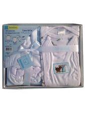 Bambini Baby Newborn 5-Piece Pastel Interlock Boxed Gift Set