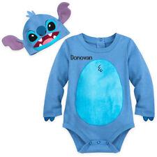 NWT Disney Store Stitch Baby Boy Costume Bodysuit Many Sizes
