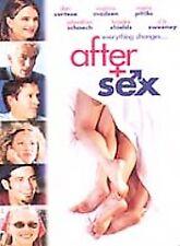 After Sex (DVD, 2001) Brooke Shields Virginia Madsen 1U
