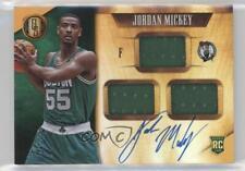 2015 Panini Gold Standard 281 Rookie Jersey Autographs Triple Jordan Mickey Auto