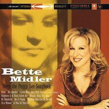 Bette Midler Sings the Peggy Lee Songbook (CD/DVD)