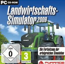 Landwirtschafts-Simulator 2009 (PC, 2010, Jewelcase)