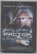NEUF DVD PSI FACTOR LES CHRONIQUES DU PARANORMAL SOUS BLISTER SCIENCE FICTION