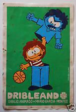 "1989 Mockup ART+Poster.Plakat.Affiche""DRIBBLING""Basketball.Unique Gallery Art"