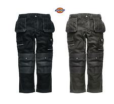 Dickies Mens Eisenhower Max  Work Wear Cargo Combat Trousers Knee Pad Pockets