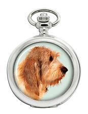 Grand Basset Griffon Vendéen Pocket Watch