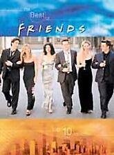 1 of 1 - Friends - The Best of Friends Volumes 1-2: 10 Fan Favorites (DVD, 2000,...