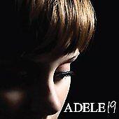 19 [LP] - Adele (Vinyl w/FREE Download & Live Acoustic Download, 2008, Columbia)