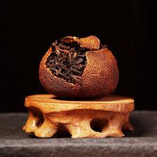 Chinese Aged Orange-favoured Pu'er Tea Cakes,China yunnan pu erh tee,Loose Leaf