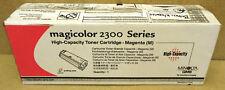 Magicolor 2300 Series Magenta Toner Catridge