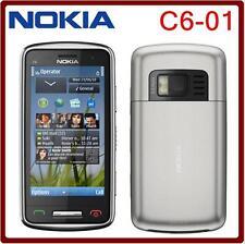C6-01 Original Unlocked Nokia C6-01 3G GPS 8MP Bluetooth Touchscreen Cellphone