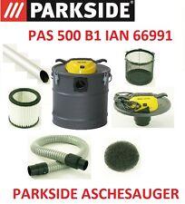 PAS 500 B1 Ian 66991 Parkside CENERE Filtro ACCESSORI CAMINO TUBO
