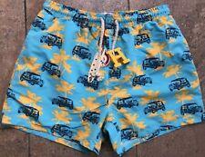 4b1b2207db Mens Havacoa Swim Shorts Jeep Blue M = W30 & L = W32. Authentic New