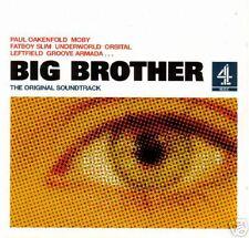 Big Brother - 2000 - UK TV Show-Orig Soundtrack- 2CD