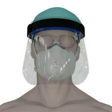 Bouclier Facial PET 500 Microns (Visière de protection) - Visière plastique