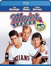 Major League (Blu-ray Disc, 2013) - NEW!!