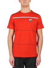 Nuevo Oficial Ducati Corse Rojo Camiseta - 15 36002