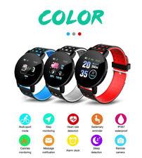 Sports Smart Watch Heart Rate Smart Bracelet High-Definition Touch-Screen IP67