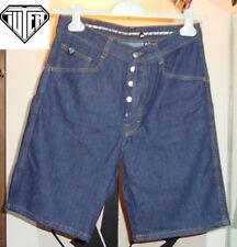 Bermuda pantaloni corti uomo IUTER cod.0516 Deno Elast Denim Shorts Nairobi