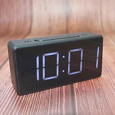 Digital Electric Clocks Student Alarm Clock Mirror Alarm Clock LED Bedside