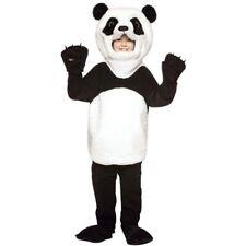 Child Deluxe Panda Bear Costume