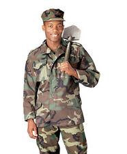 Rothco 7991 Woodland Camo M-65 Field Jacket