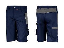 Arbeitsshorts marine dunkelblau 42-64 Bermuda Kurze Hose Shorts Arbeitshose