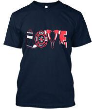 Love Firefighter - Fire Dept. Premium Tee T-Shirt