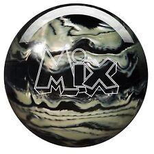 Storm Mix Pearl Black White Bowling Ball NIB 1st Quality