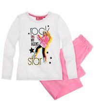 Girls BARBIE Long Sleeve Pyjamas Set Age 3,4,5,6,8 OFFICIAL