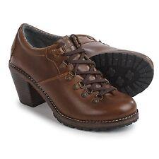 New Women`s Woolrich Cascade Range Oxford Shoes Heels Booties MSRP$180