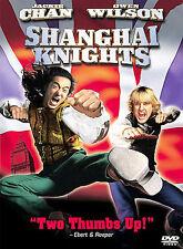 Shanghai Knights by Jackie Chan, Owen Wilson, Fann Wong, Aaron Johnson, Aidan G