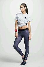 Nike Francia Estampado Calzas Copa Mundial 2014 # 649635-455 Limitada size-xs _ S _ M
