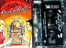 GOLDEN AGE OF ROCK N ROLL 1960 CASSETTE 2 RDC92902 BERRY VENTURES PRESLEY CLIFF