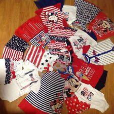 NWT Kids Patriotic Clothing *Various Styles & Sizes Both Boys & Girls