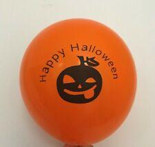 10 Halloween balloon Party Celebrations Decoration