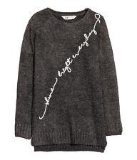 H&M Pullover / Longpullover  Gr.146/152, 158/164, 170 *2 Farben*  *NEU!*