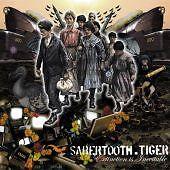 Sabertooth Tiger - Extinction Is Inevitable (CD 2006) NEW  Digipak
