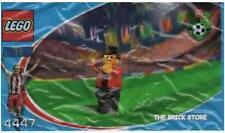 LEGO SOCCER-coca COLA forward 2 polybag figure-ultra rare-fast-scellé