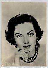 JARIMA LEWIS Cinema Star 1960 ITALY Real Photo PC Vera foto Attrice