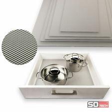 Antirutschmatte Schubladeneinlage Unterlegmatte für Küche Bad Wohnmobil 150x30