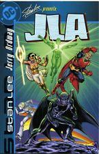 Stan Lee presenta: JLA # Jerry Ordway # Play Press
