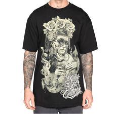 Sullen Art Collective T-Shirt - Victorian Ink Schwarz